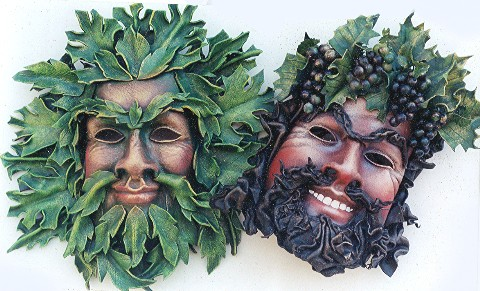 The Holly King and the Oak King