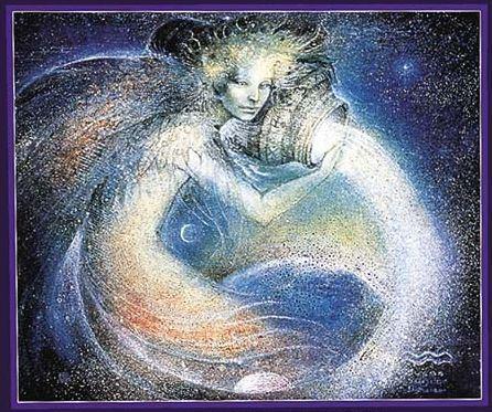 Aquarius Water Bearer
